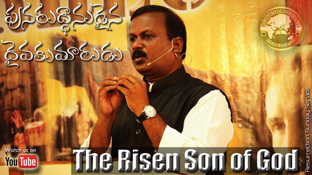 The Risen Son of God