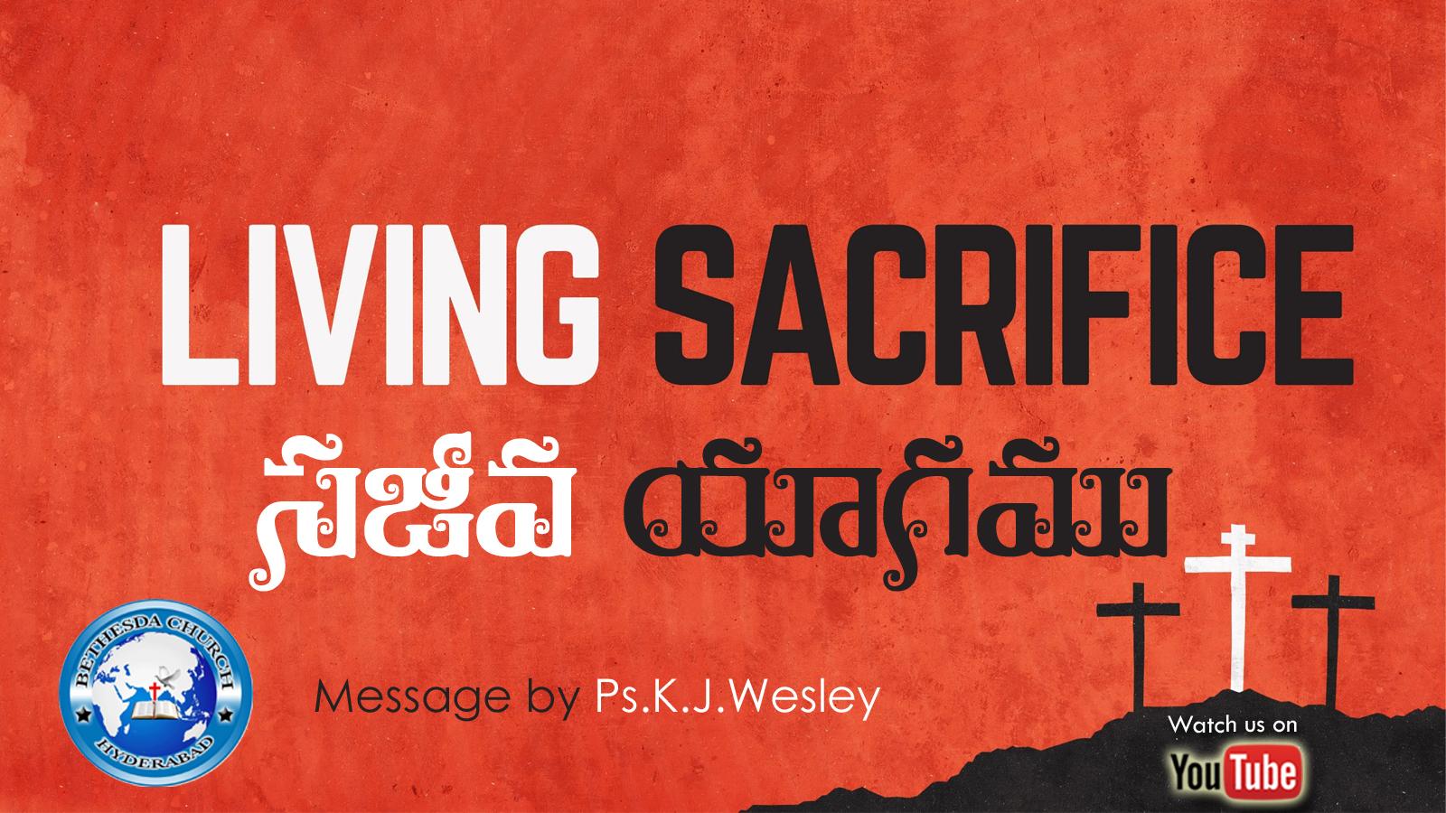 Living Sacrifice (A248)