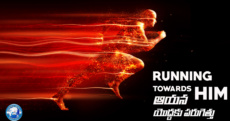 Running towards Him (A331)